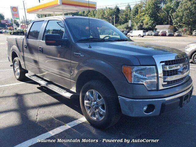 2014 Ford F-150 for sale at Michael D Stout in Cumming GA