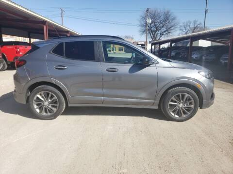 2020 Buick Encore GX for sale at Faw Motor Co in Cambridge NE