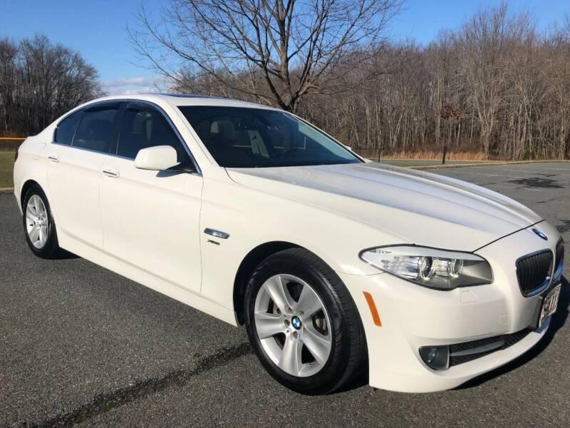2012 BMW 5 Series for sale at Godwin Motors in Laurel MD