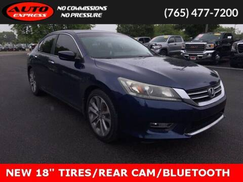 2013 Honda Accord for sale at Auto Express in Lafayette IN