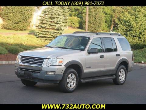 2006 Ford Explorer for sale at Absolute Auto Solutions in Hamilton NJ