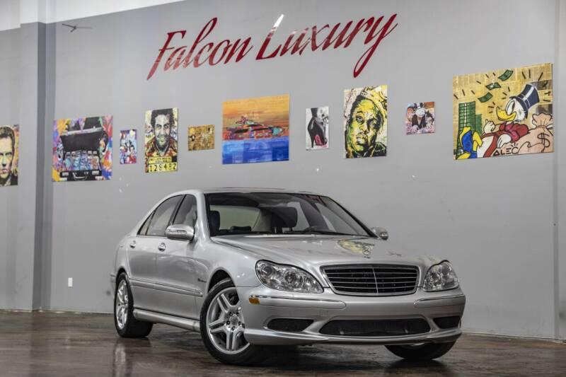 2003 Mercedes-Benz S-Class for sale at FALCON AUTO BROKERS LLC in Orlando FL