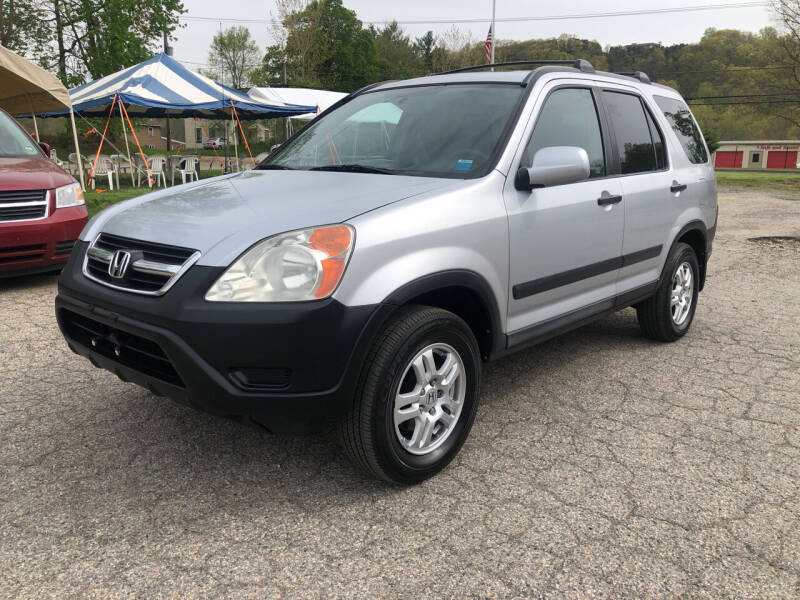2003 Honda CR-V for sale at Used Cars 4 You in Serving NY