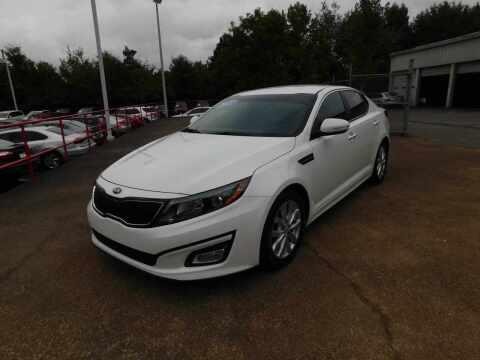 2015 Kia Optima for sale at Paniagua Auto Mall in Dalton GA