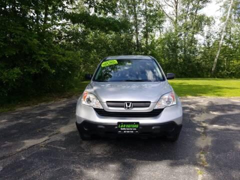 2009 Honda CR-V for sale at L & R Motors in Greene ME