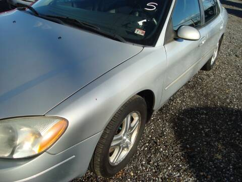 2001 Ford Taurus for sale at Branch Avenue Auto Auction in Clinton MD