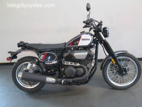 2017 Yamaha SCR 950 for sale at INTEGRITY CYCLES LLC in Columbus OH