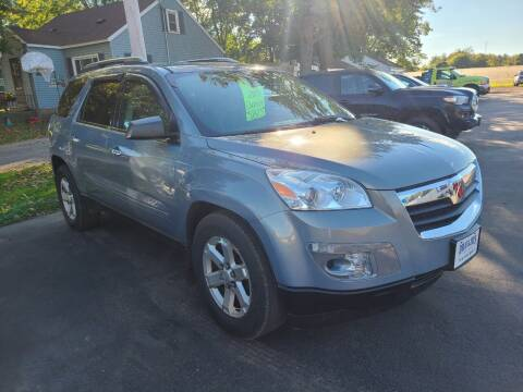 2008 Saturn Outlook for sale at Draxler's Service, Inc. in Hewitt WI