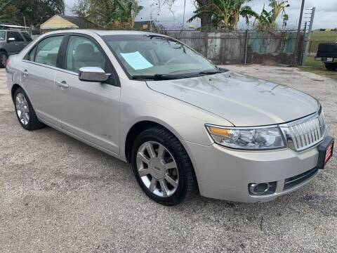 2009 Lincoln MKZ for sale at FAIR DEAL AUTO SALES INC in Houston TX
