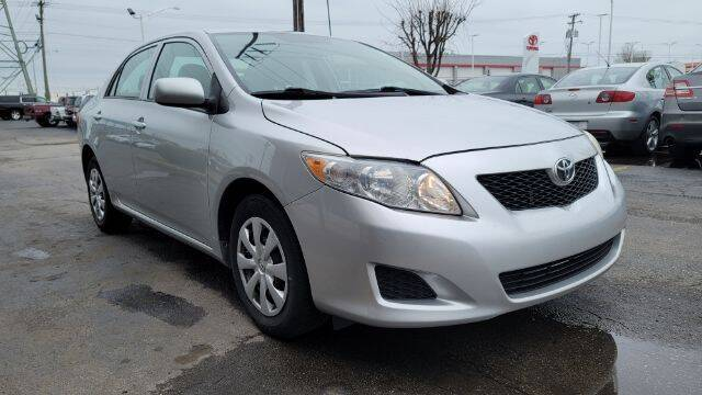 2010 Toyota Corolla for sale at Tri City Auto Mart in Lexington KY
