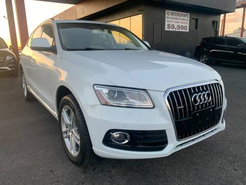 2014 Audi Q5 for sale at JQ Motorsports East in Tucson AZ