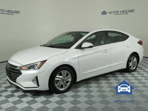 2020 Hyundai Elantra for sale at Curry's Cars Powered by Autohouse - Auto House Tempe in Tempe AZ