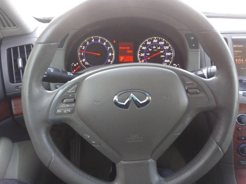2008 Infiniti G35 4dr Sedan - Pleasant View TN
