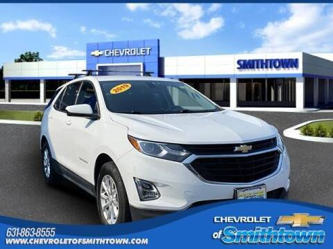 2019 Chevrolet Equinox for sale at CHEVROLET OF SMITHTOWN in Saint James NY