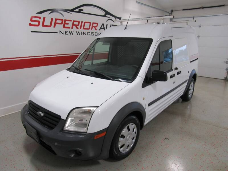 2013 Ford Transit Connect for sale at Superior Auto Sales in New Windsor NY