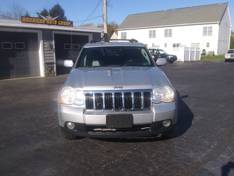 2009 Jeep Grand Cherokee 4x4 Limited 4dr SUV - Hanover PA