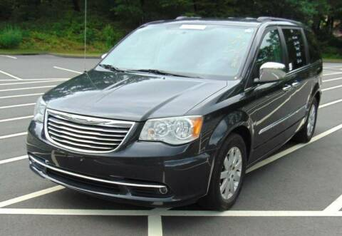 2011 Chrysler Town and Country for sale at LA Motors in Waterbury CT