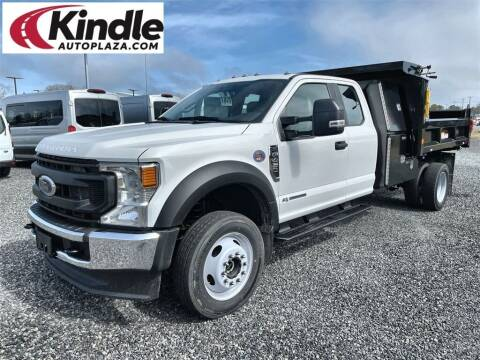 2021 Ford F-450 Super Duty for sale at Kindle Auto Plaza in Middle Township NJ