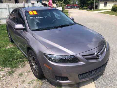 2008 Mazda MAZDA6 for sale at Castagna Auto Sales LLC in Saint Augustine FL