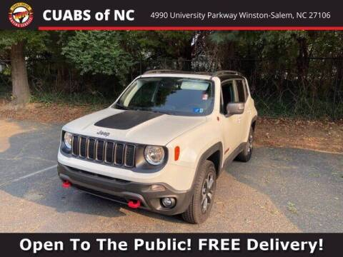 2021 Jeep Renegade for sale at Summit Credit Union Auto Buying Service in Winston Salem NC