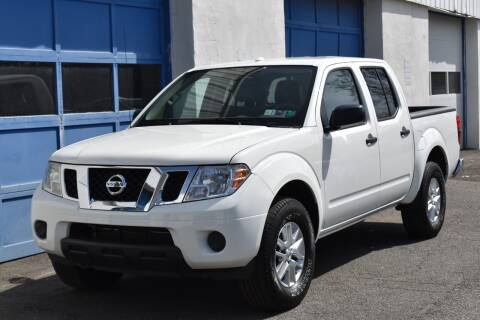 2014 Nissan Frontier for sale at IdealCarsUSA.com in East Windsor NJ
