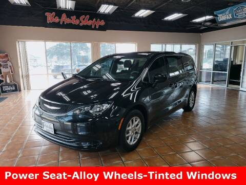 2017 Chrysler Pacifica for sale at The Auto Shoppe in Springfield MO
