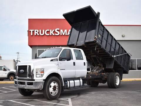 2016 Ford F-750 Super Duty for sale at Trucksmart Isuzu in Morrisville PA