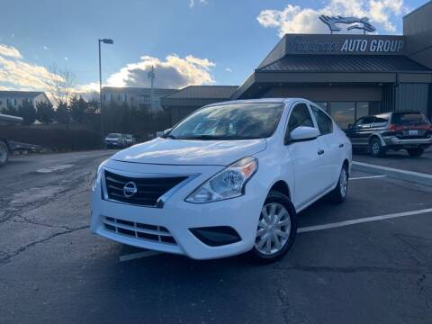 2016 Nissan Versa for sale at FASTRAX AUTO GROUP in Lawrenceburg KY