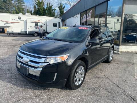 2013 Ford Edge for sale at Import Auto Mall in Greenville SC