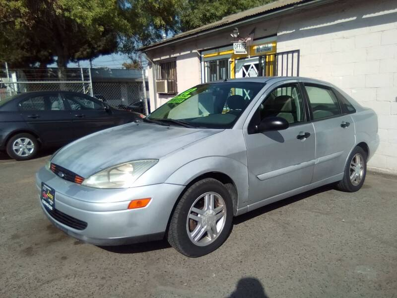 2002 Ford Focus for sale at Larry's Auto Sales Inc. in Fresno CA
