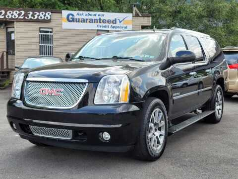 2011 GMC Yukon XL for sale at Ultra 1 Motors in Pittsburgh PA