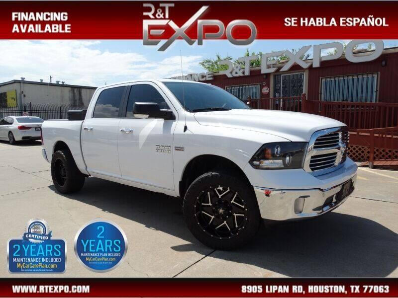 2017 RAM Ram Pickup 1500 for sale in Houston, TX