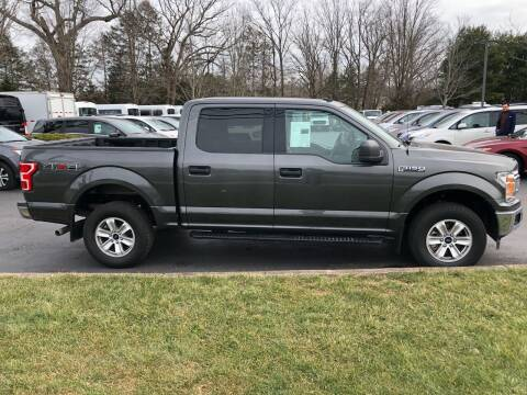 2019 Ford F-150 for sale at iCar Auto Sales in Howell NJ