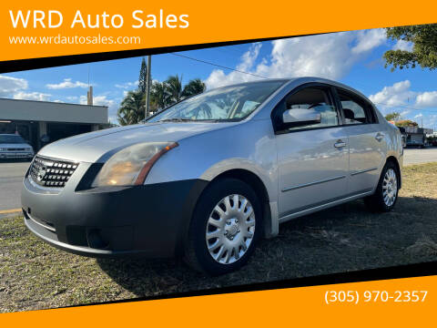 2007 Nissan Sentra for sale at WRD Auto Sales in Hollywood FL