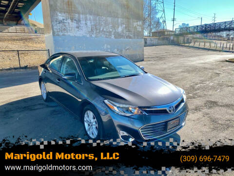 2014 Toyota Avalon for sale at Marigold Motors, LLC in Pekin IL