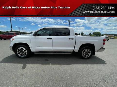 2014 Toyota Tundra for sale at Ralph Sells Cars at Maxx Autos Plus Tacoma in Tacoma WA
