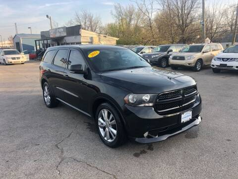 2012 Dodge Durango for sale at LexTown Motors in Lexington KY