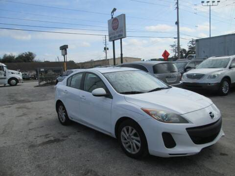 2012 Mazda MAZDA3 for sale at Motor Point Auto Sales in Orlando FL