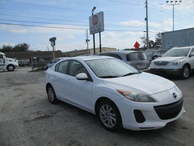 2012 Mazda MAZDA3 for sale at Motor Point Auto Sales in Orlando FL