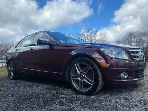 2008 Mercedes-Benz C-Class for sale at C & C Automotive in Chicora PA