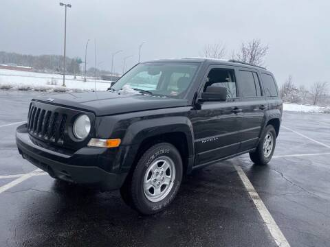 2016 Jeep Patriot for sale at Xtreme Auto Mart LLC in Kansas City MO