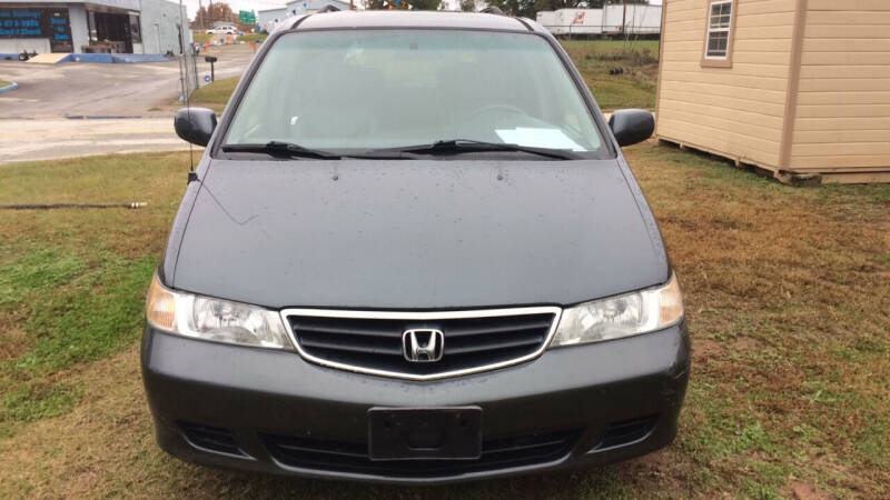 2004 Honda Odyssey for sale at Family First Auto in Spartanburg SC