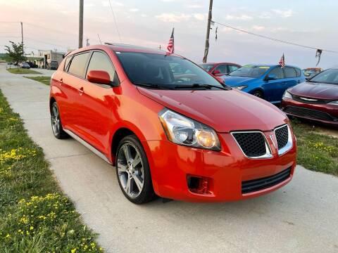 2010 Pontiac Vibe for sale at Wyss Auto in Oak Creek WI