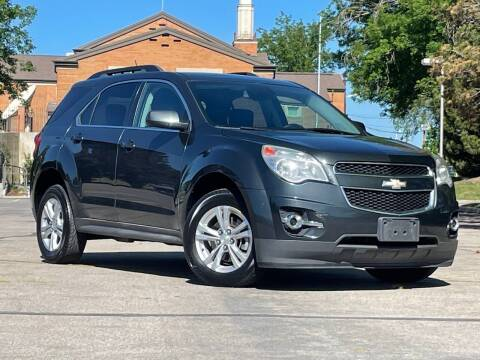 2013 Chevrolet Equinox for sale at Used Cars and Trucks For Less in Millcreek UT