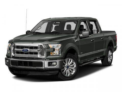 2016 Ford F-150 for sale at Suburban Chevrolet in Claremore OK