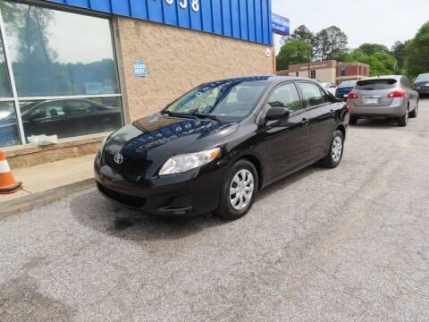 2010 Toyota Corolla for sale at Southern Auto Solutions - 1st Choice Autos in Marietta GA