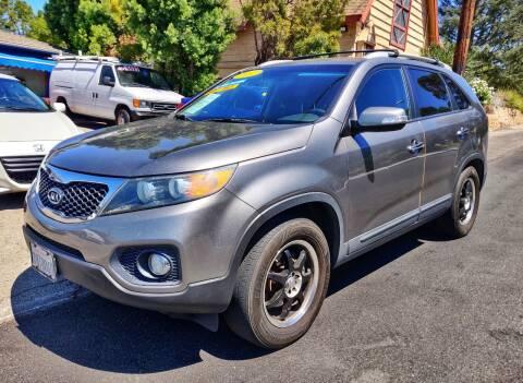 2012 Kia Sorento for sale at Apollo Auto El Monte in El Monte CA