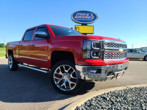 2014 Chevrolet Silverado 1500 for sale at Monkey Motors in Faribault MN