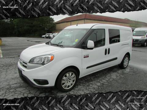 2016 RAM ProMaster City Cargo for sale at Work-Van.com in Union City GA