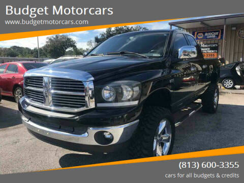 2006 Dodge Ram Pickup 1500 for sale at Budget Motorcars in Tampa FL